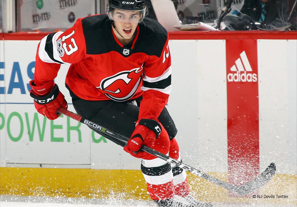 51646848c Devils and Nico enter last week of NHL regular season